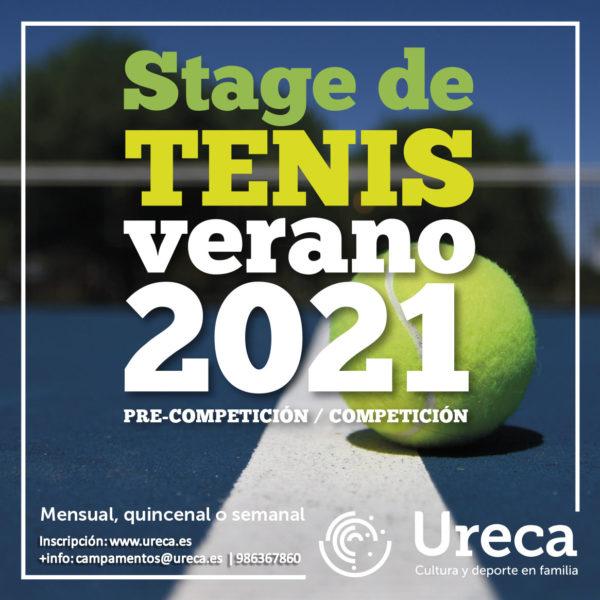 campamentos tenis verano 2021 nigran