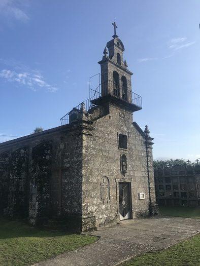 Iglesia de Chandebrito