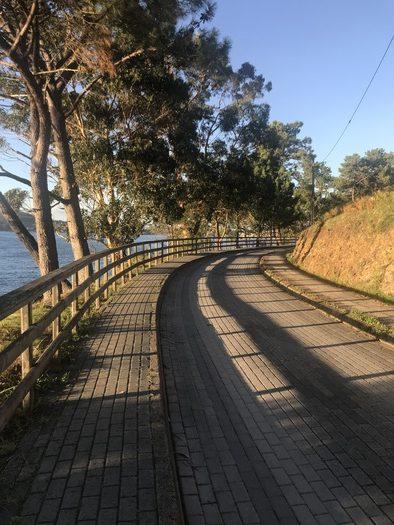 Paseo por Monte Lourido