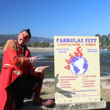 PARRULAS FEST. El festival infantil de Nigrán