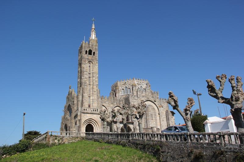 Templo Votivo del Mar (Panxón)